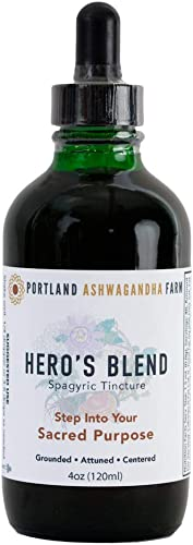 Hero s Blend Tincture 4oz