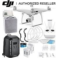 DJI Phantom 4 PRO Quadcopter Essentials Hard Shell Backpack Bundle