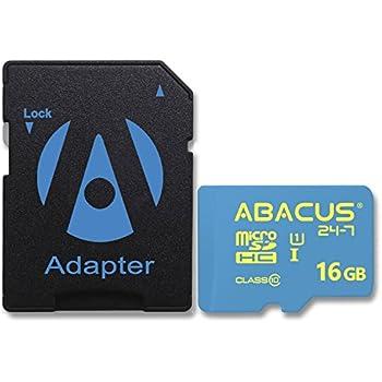 Amazon com: Abacus24-7 16GB micro SD Memory Card for LG