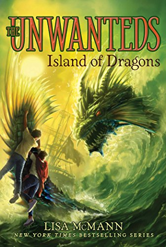 Island of Dragons (The Unwanteds Book 7)