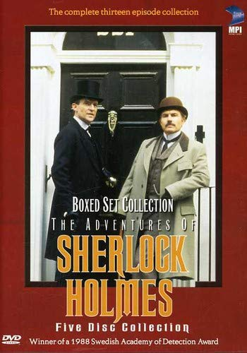 The Adventures of Sherlock Holmes (Boxed Set Collection) (Sherlock Holmes The Adventures Of Sherlock Holmes)
