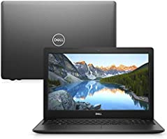 Dell i15-3584-A10P Inspiron 15 3000 - Notebook , 7ª Geração Intel Core i3-7020U, 4 GB RAM, HD 1TB, Intel HD Graphics...