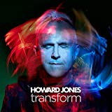 514n2qnpxcL. SL160  - Howard Jones - Transform (Album Review)