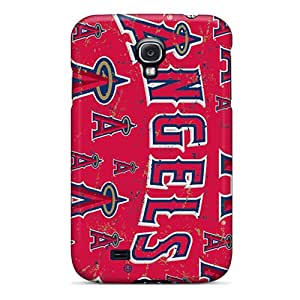Cute Tpu Roxi Los Angeles Angels Case Cover For Galaxy S4