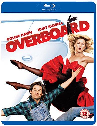 Overboard [Edizione: Regno Unito] [Italia] [Blu-ray]