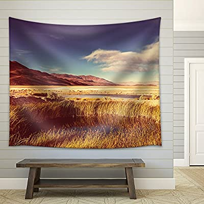 Fascinating Handicraft, Landscapes in Northern Argentina Fabric Wall, That You Will Love