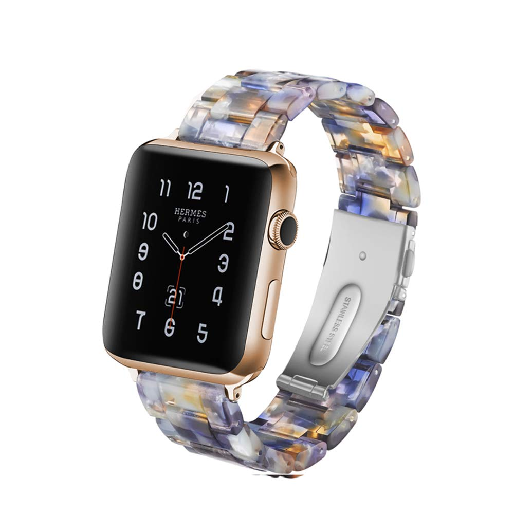 Amazon.com: QIONGQIONG Iwatch Apple Watch Strap Smart Watch ...