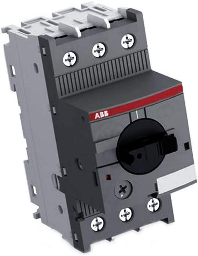 MS132-16 Motor breaker 7.5kW 208/÷690VAC Mounting DIN 25/÷60/°C IP20 ABB