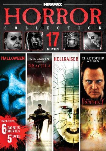 17-Film Miramax Horror Collection