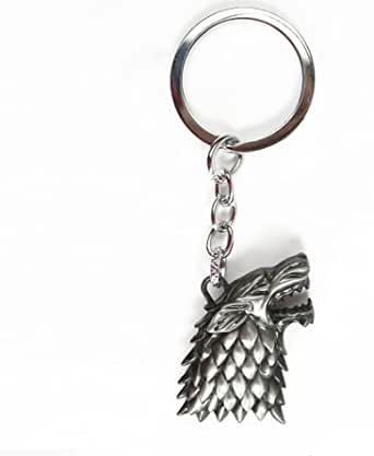 Game Of Thrones Key-Chains -Silver