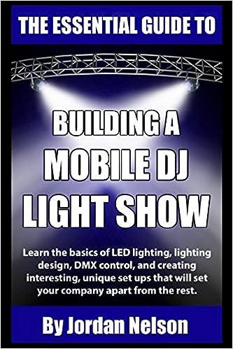 The Essential Guide To Building A Mobile DJ Light Show Jordan A