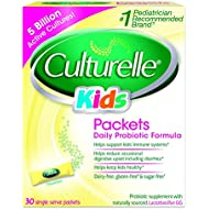 Culturelle Kids Packets Daily Probiotic Formula, One...