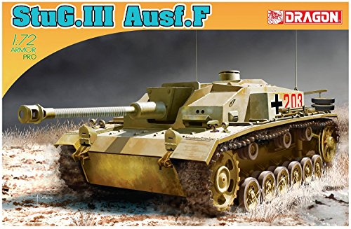 Dragon Models 1/72 StuG.III Ausf.F Dragon Model
