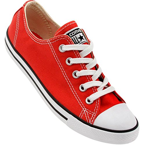 Converse All Star Chuck Taylor Dainty OX 547155F Womens Fashion Casual Shoes Carnival 6 B(M) US