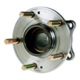 PROFORCE 513256 Premium Wheel Bearing and Hub Assembly (Front or Rear)