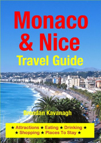 Monaco & Nice Travel Guide - Attractions, Eating, Drinking, Shopping & Places To - Monte Del Shopping