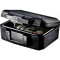 Master Lock Feuerbeständige Sicherheitskassette mit Schlüsselschloss