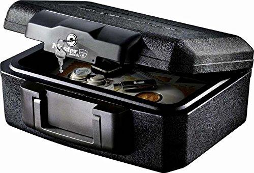 3 opinioni per Master Lock Cassetta di Sicurezza, Ignifuga, Antincendio, di Piccolo Formato con