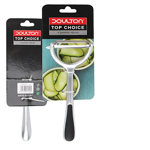 Vegetable and fruit peeler - ultra sharp stainless steel vegetable peeler