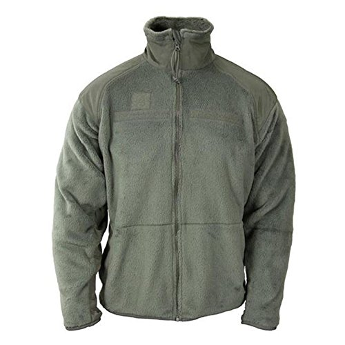 i Fleece Jacket, FOILAGE Green, Size Medium/Regular ()