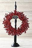 Martha Stewart Living Framed Chalkboard Standing Wreath Holder-43''H