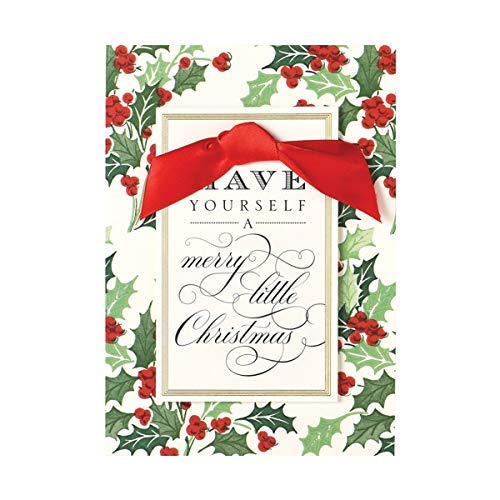 Anna Griffin Christmas Cards.Galleon Anna Griffin Holiday Boxed Greeting Cards Have Yourself A