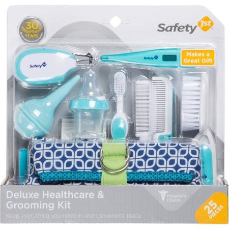 Safety 1st Hospital's Choice 25-Piece Deluxe Healthcare & Grooming Kit