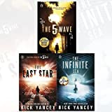 Rick Yancey Collection The 5th Wave Series 3 Books Box Set(The 5th Wave: The Last Star (Book 3), The 5th Wave: The Infinite Sea (Book 2), The 5th Wave (Book 1))