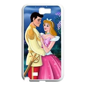 Cinderella II Dreams Come True Samsung Galaxy N2 7100 Cell Phone Case White MSU7137320