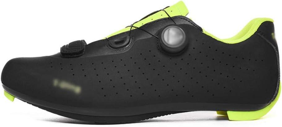 MNB Zapatillas Ciclismo Hombre Zapatillas Bicicleta Montaña para Carretera Zapatillas Deportivas Bicicleta Ultraligeras Zapatillas Deporte Transpirables Profesionales Cierre Automático Hombres,B-9: Amazon.es: Hogar