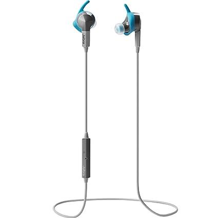 Jabra Sport Coach auriculares estéreo inalámbricos con Bluetooth®, para deporte, azul