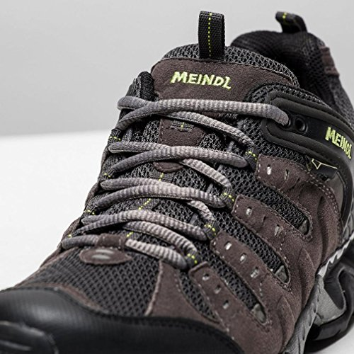 Grau Hiking Gtx Meindl Respond Men's Rise Shoes Low 0B6q6xn7