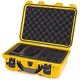 Nanuk DJI Drone Waterproof Hard Case with Custom Foam Insert for DJI Mavic PRO - Yellow