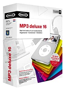 Magix MP3 Deluxe Maker 16 (PC)
