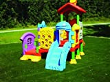 Sii Inc. K04 Plastic 15 Foot Kids Centers