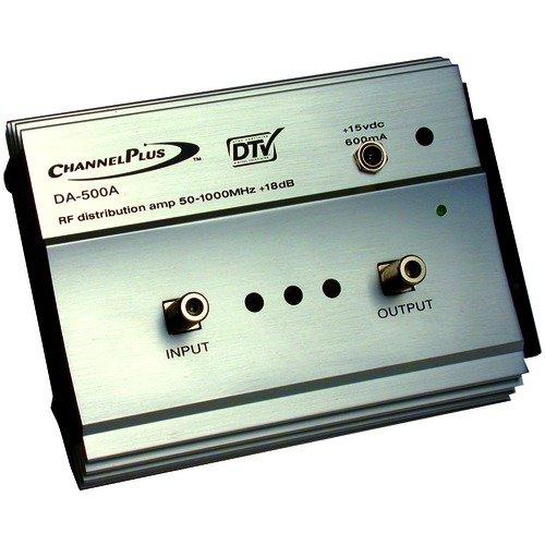 Channel Plus DA-500A 18 dB RF Amplifier