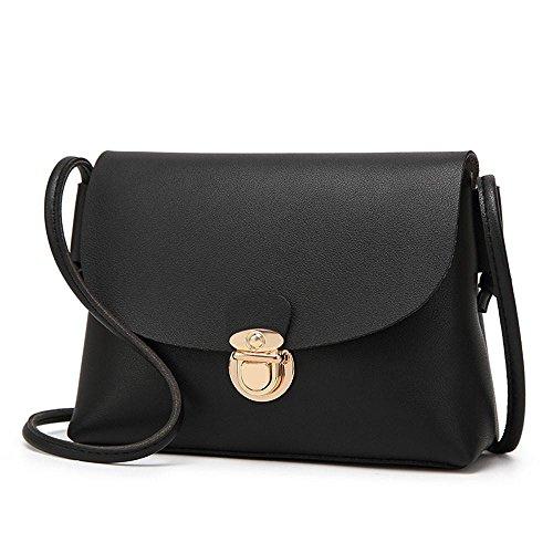 Women Small Shoulder Bag Handbag Cross-body Bags Cheap Colors for Girl by TOPUNDER ZT