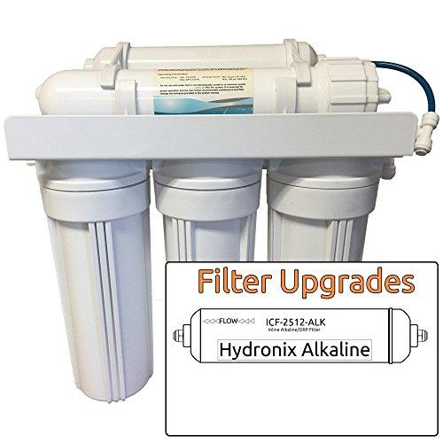 6-Stage Alkaline Zoi Zeta Reverse Osmosis System