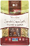 Floating Leaf Sprouted Crimson Lentils Brown Rice & Quinoa 400g