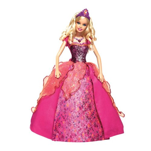 - Barbie & The Diamond Castle Princess Liana Doll