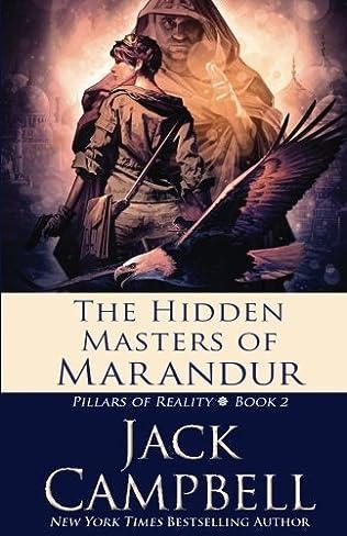 book cover of The Hidden Masters of Marandur