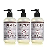 Beauty : Mrs. Meyer´s Clean Day Hand Soap, Lavender, 12.5 fl oz, 3 ct