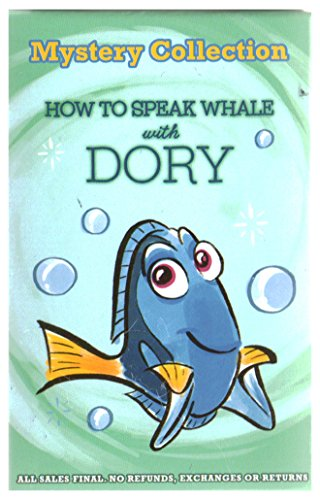 Disney Pin - Dory How to Speak Whale Mystery Box Sealed 2 Pin (Mystery Pin Set)