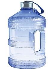 New Wave Enviro BpA Free Botella de Agua de 3.78 litros (Redonda)