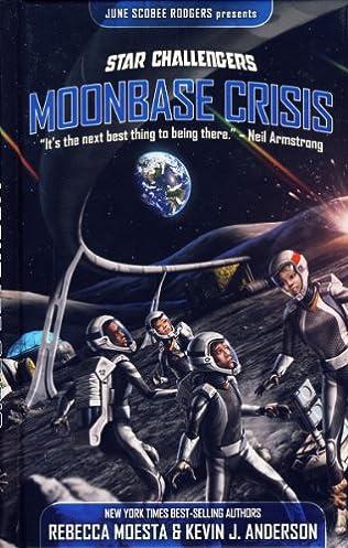 book cover of Moonbase Crisis