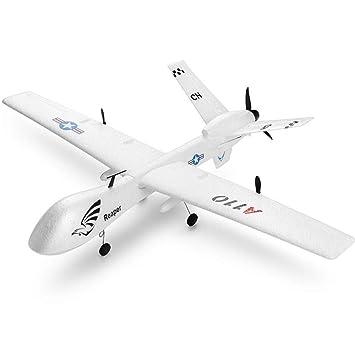 Smmli RC Plane Control Remoto Avión DIY Eléctrico Empujador hacia ...