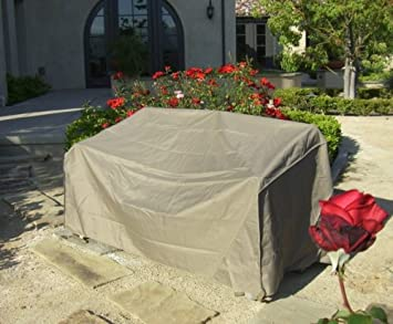 Patio Sofa Cover With Velcro Up To 80u0026quot; ...