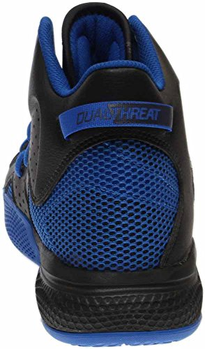 Adidas Performance Heren Dt Bball Mid Basketbalschoen Blauw / Core Black / Croyal
