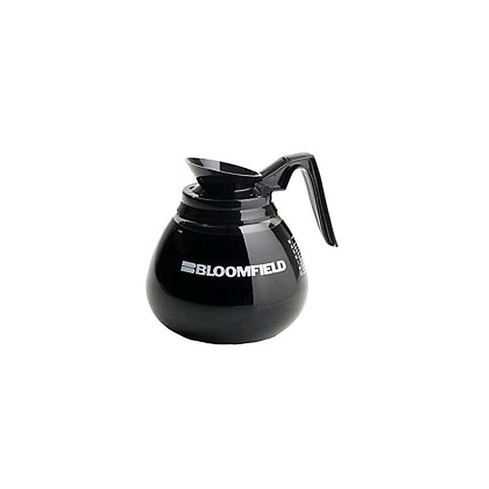 Bloomfield REG8900BL24 Glass Black Handle 60 Oz Coffee Decanter