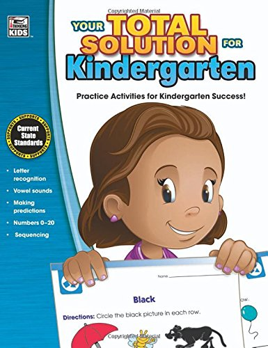 Download Your Total Solution for Kindergarten Workbook PDF